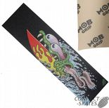"SANTA CRUZ MOB ""Slasher"" Skateboard Griptape 9""x33"" Jim Phillips GRIP TAPE"